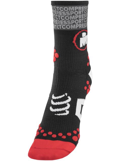 Compressport Pro Racing V2.1 Socks Ironman Edition Black